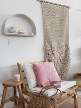 Load image into Gallery viewer, XXL macrame wall hanging
