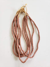 Load image into Gallery viewer, pink African glass beads