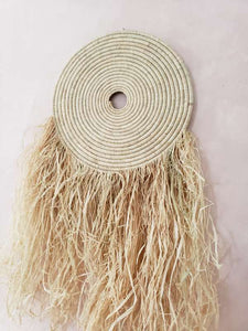 fringe wall hanging - 2 sizes