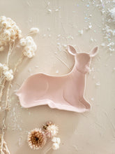 Load image into Gallery viewer, pink deer dish