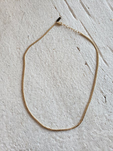 Simple soul necklace