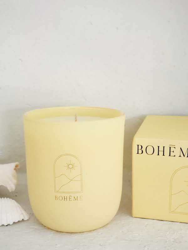 Joshua Tree Boheme candle