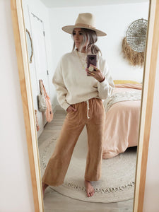 summer flare pant