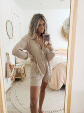 Load image into Gallery viewer, Tilly knit romper