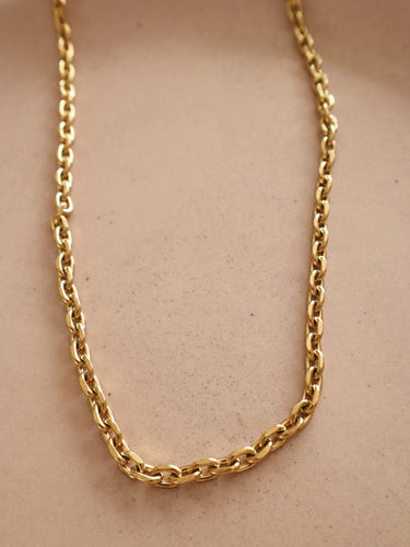 Hayley chain necklace