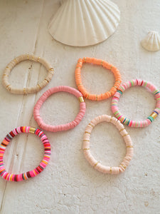 florida layering bracelet -6 colors