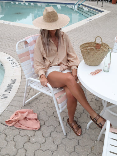 Belle relaxed fit shirt