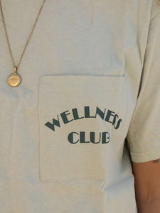 Sage wellness club tee
