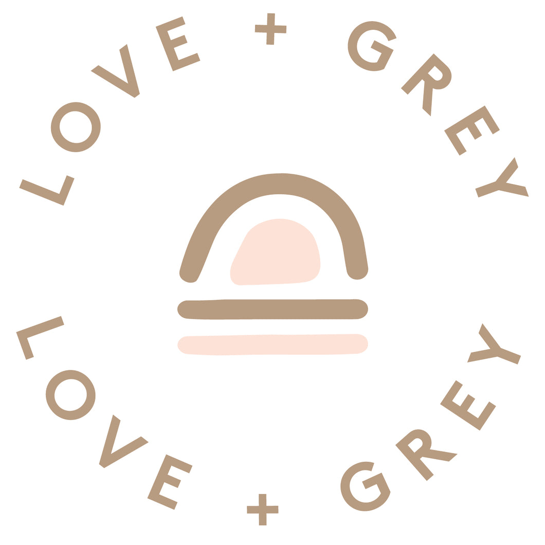 Love + Grey gift card