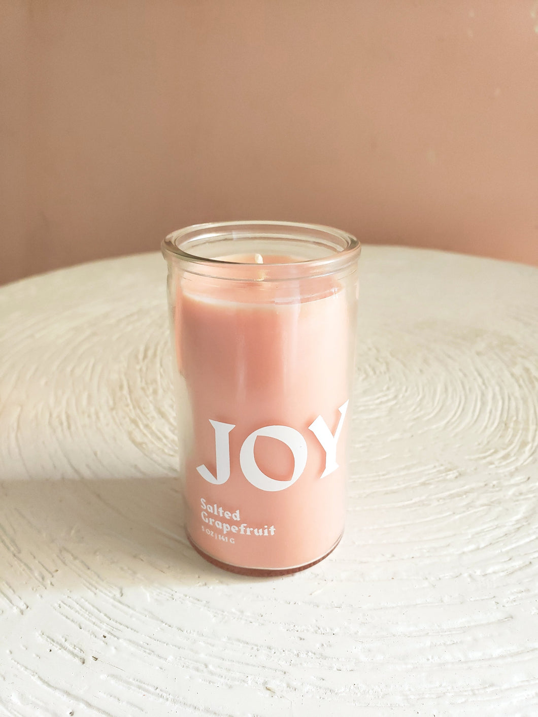 mini joy Paddywax candle