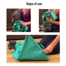 Load image into Gallery viewer, Over-the-Shoulder  Carry Pouch For Cats And Small Dogs
