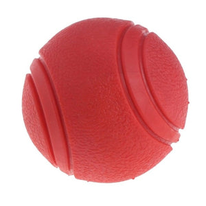 Dog Toy Rubber Ball Chew Toys Bite-resistant Dogs Puppy Teddy Pitbull Pet Supplies For Small Medium Large Dogs Puppy Toys