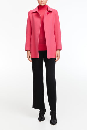 Georgia Coat - Hot Pink