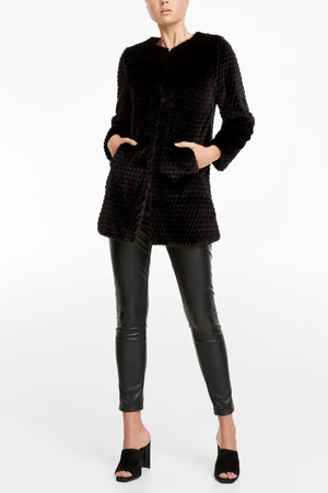 Margot Coat - Black