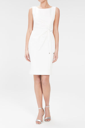 Angelic Dress - White