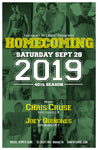 Homecoming Party Tickets
