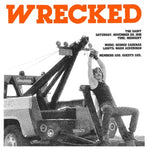 "Poster 1981 Saint ""Wrecked"" Party"