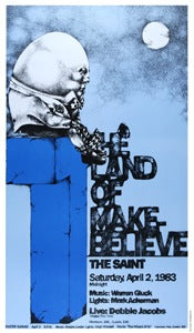 Poster 1983 The Land of Make Believe
