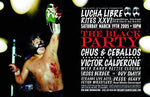 Poster 2005, The Black Party, RITES XXVI Lucha Libre
