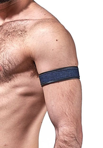 DENIM RACER ARMBAND