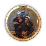 Norman Rockwell Collectible Plate