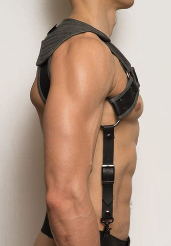 Player Harness-Ribbed