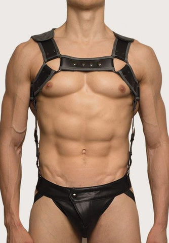 Player Half-Harness