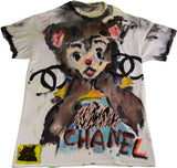 Scooter LaForge T-Shirt-Chanel Bear