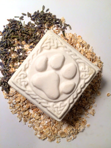Natural Dog Shampoo Bar - NEW PRODUCT!