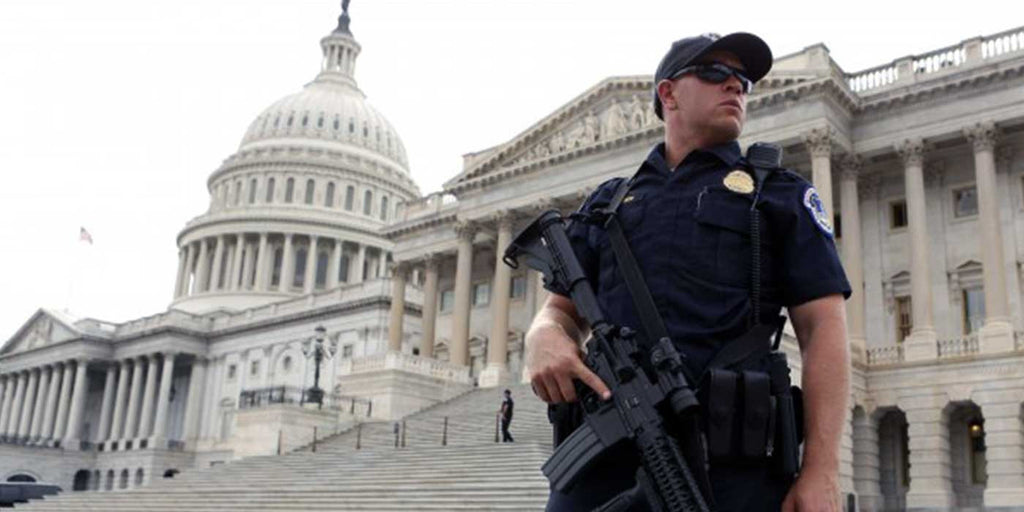 8 Things You Need To Know About The US Capitol Shooting