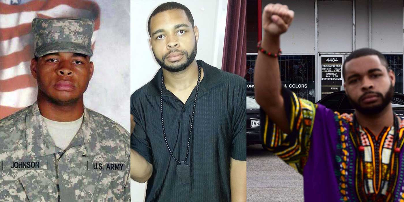 7 Things To Know About Dallas Shooting Suspect Micah Xavier Johnson