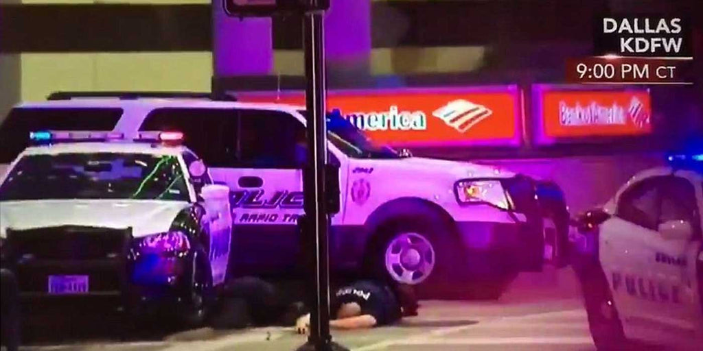 9 Things You Need To Know About The Dallas Police Attack