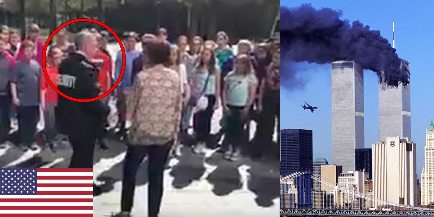 9/11 Guard Stops Kids Choir From Singing National Anthem