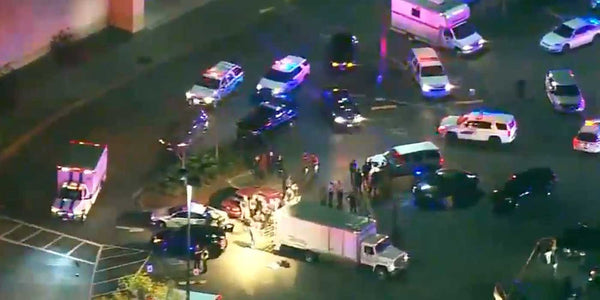 ACTIVE SHOOTER at shopping mall in Burlington, Washington