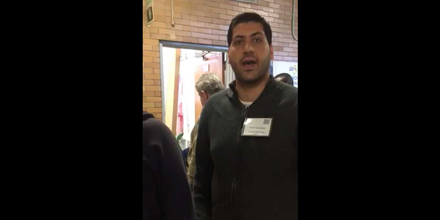 "All Voting Machines ""BROKEN"" At This New York Precinct"