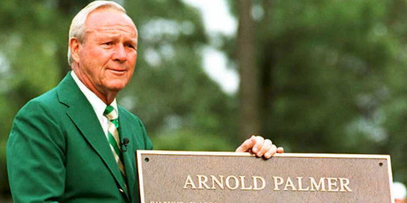 Arnold Palmer: 'The King of Golf' dead at 87