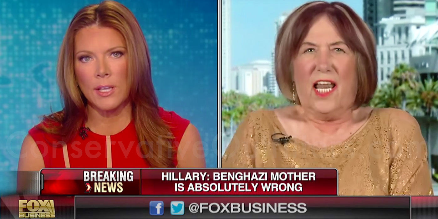 BENGHAZI MOM: 'SPECIAL PLACE IN HELL' FOR HILLARY