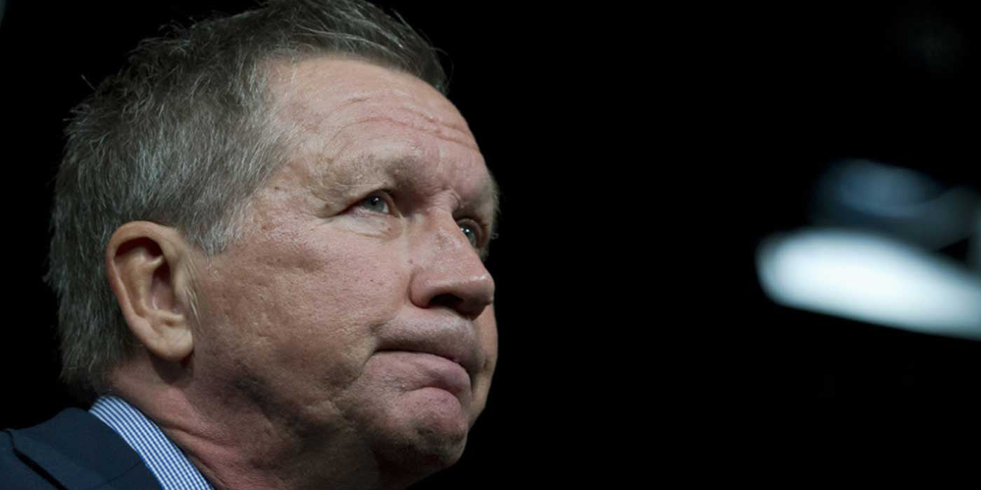 BREAKING: John Kasich Suspends Presidential Campaign