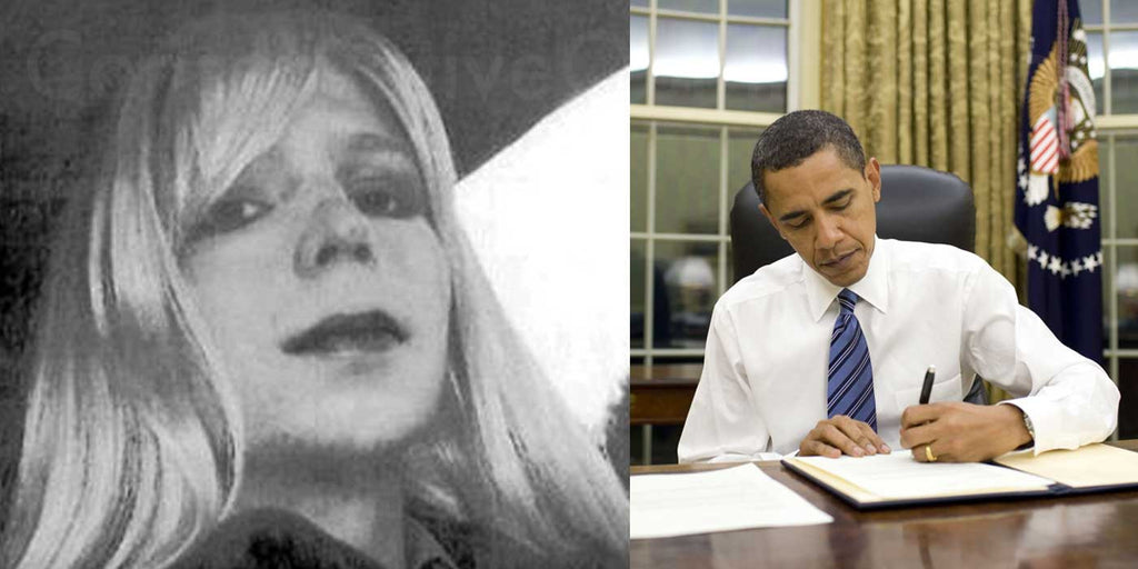 BREAKING: President Obama Commutes Chelsea Manning's Sentence (VIDEO)
