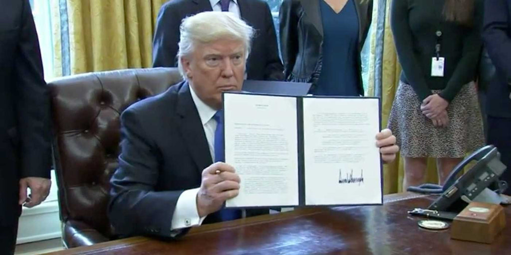 BREAKING: President Trump To Sign New Executive Orders On Immigration