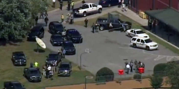 BREAKING: School Shooting at South Carolina Elementary School