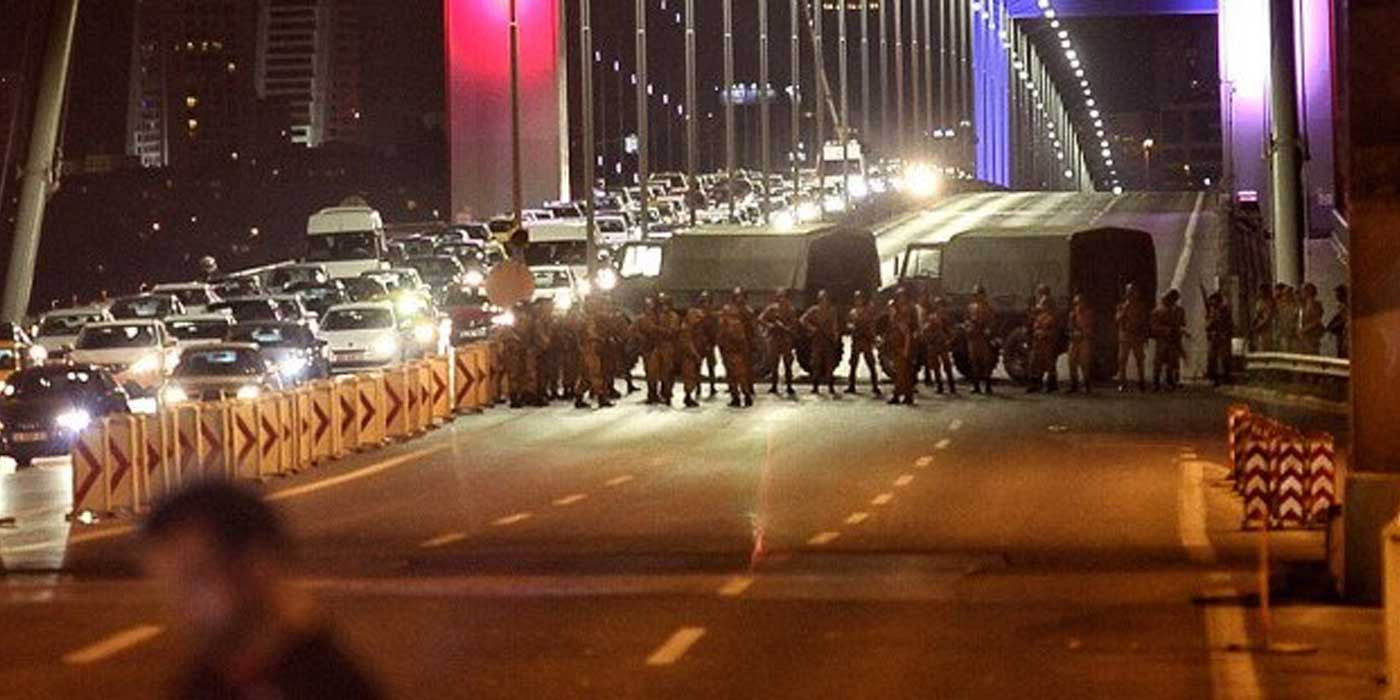 BREAKING NEWS: Military Coup In Turkey (LIVE UPDATES)