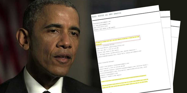 BUSTED: WikiLeaks Email Proves President Obama Lied To Nation