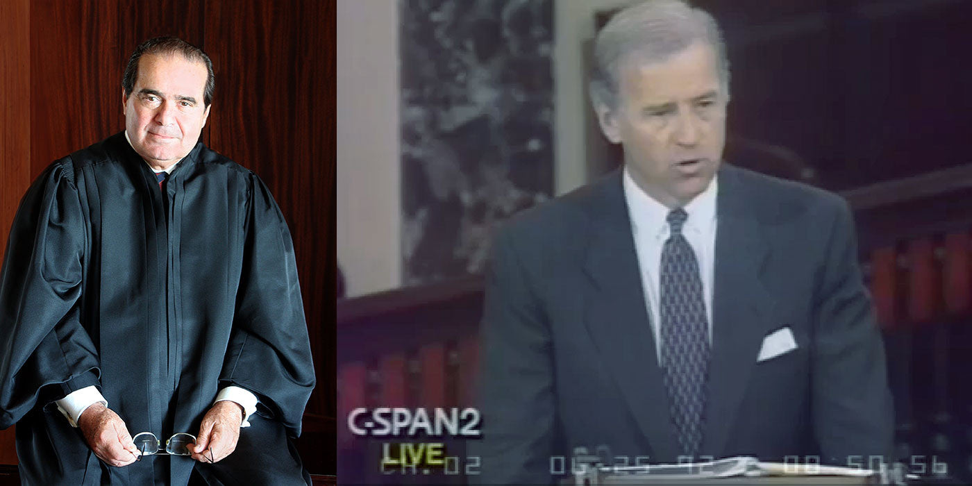 Joe Biden now regrets saying this in 1992