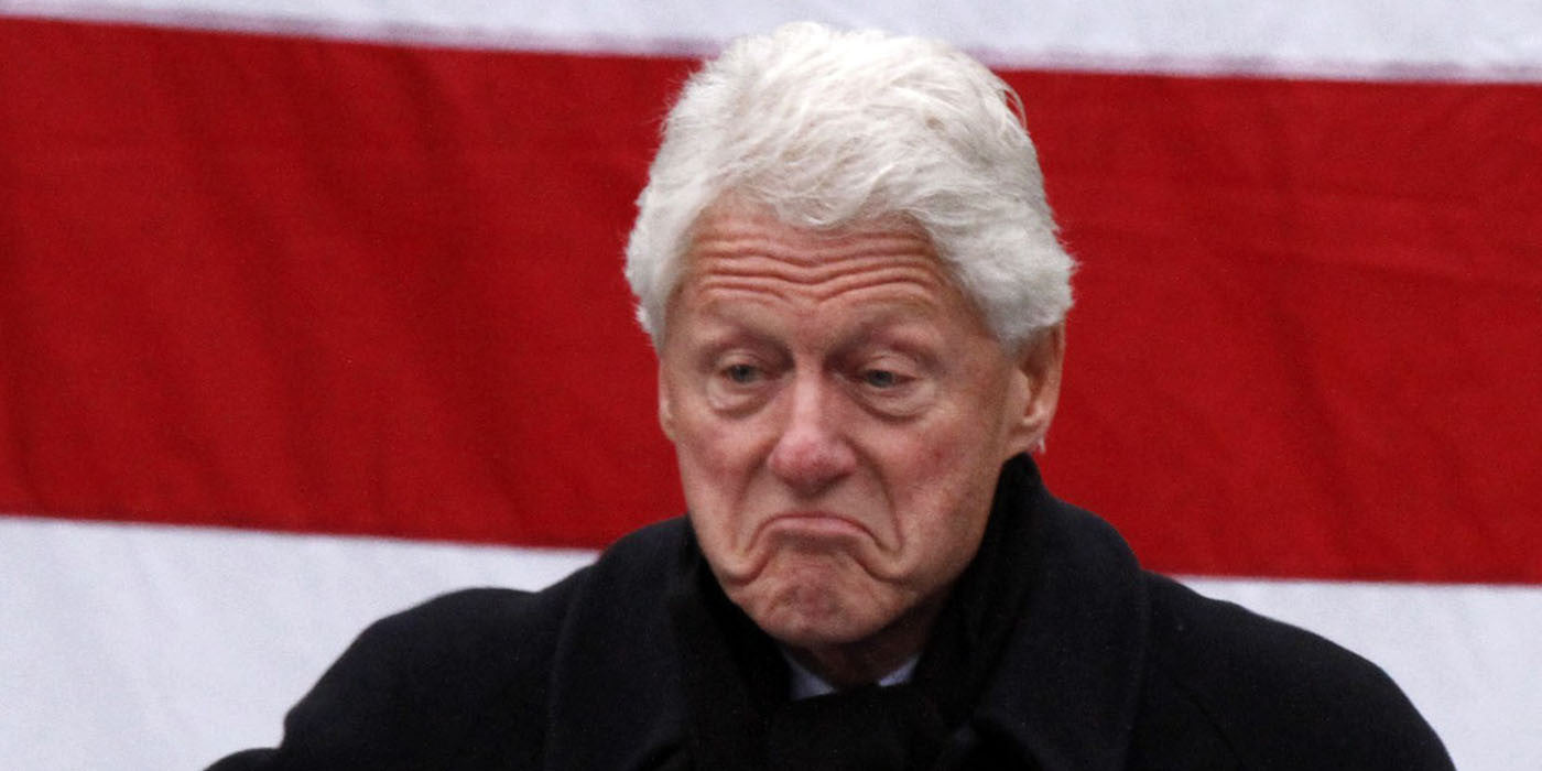 Bill Clinton Downplays Obama As First Black President