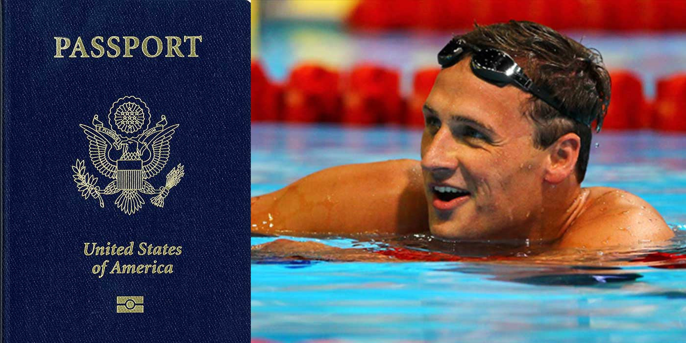 Brazil Trying To Seize Ryan Lochte's Passport For Lying About Robbery