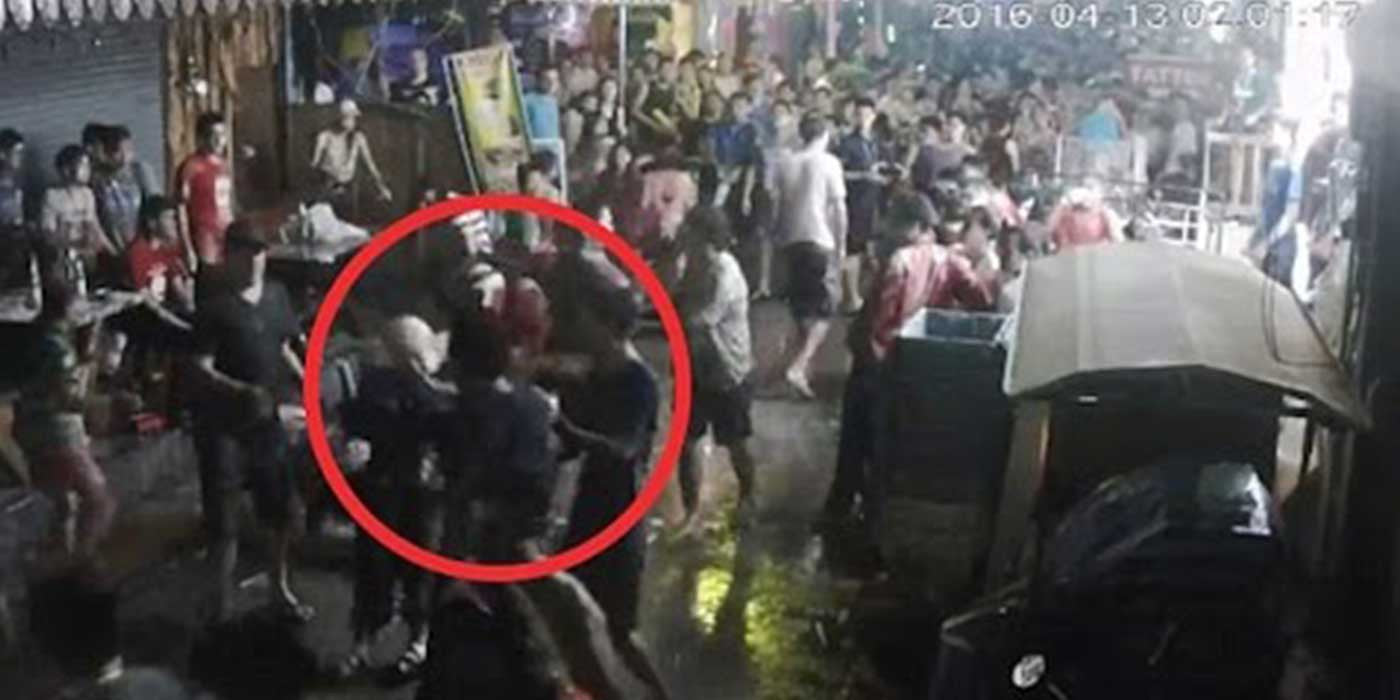 VIDEO: British Family Beaten Unconscious In Thailand