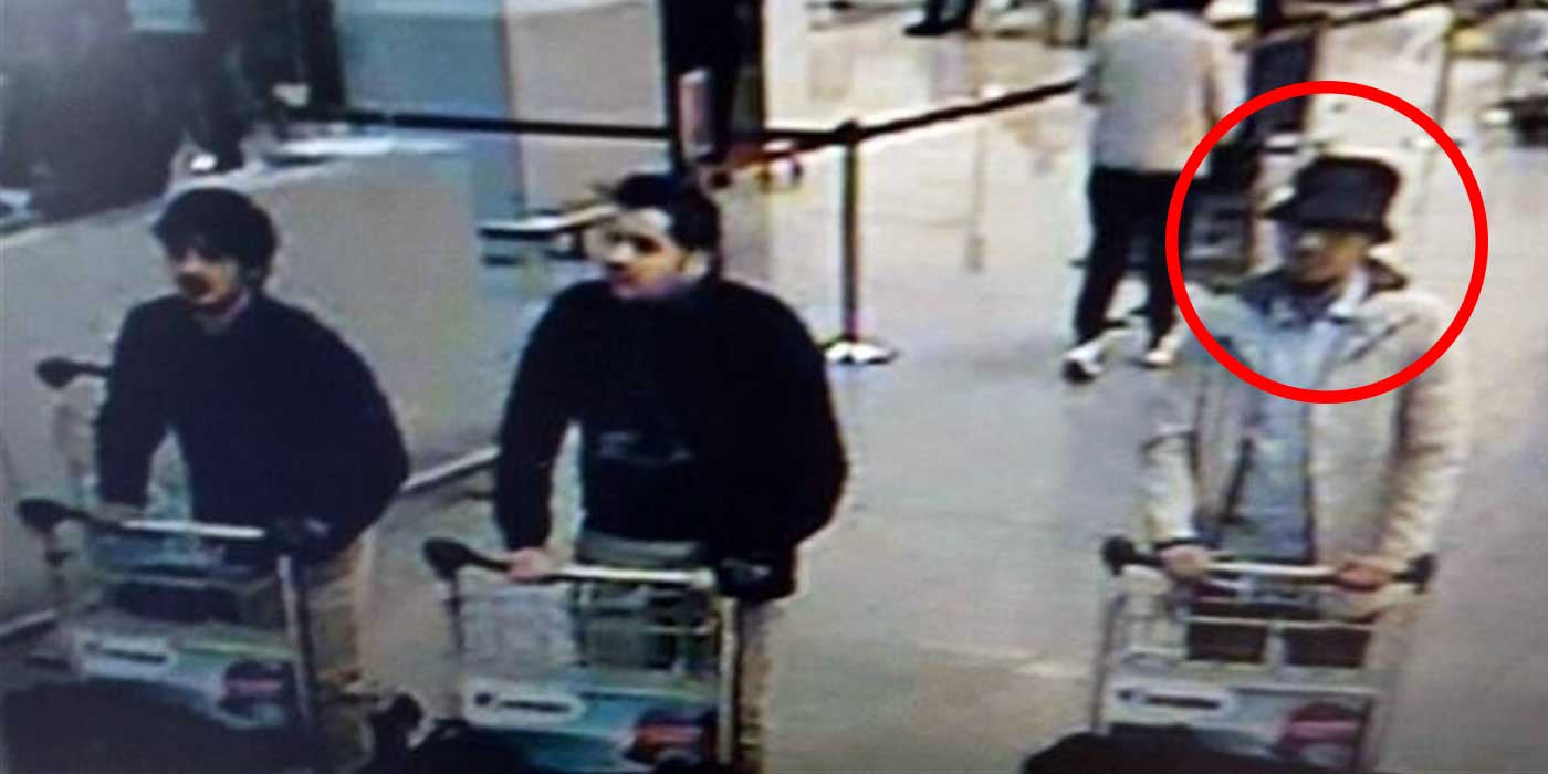 BREAKING: Brussels Bomber Najim Laachraoui Arrested