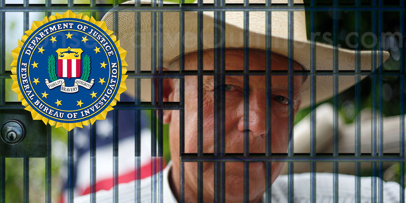 Cliven Bundy arrested by FBI in Oregon