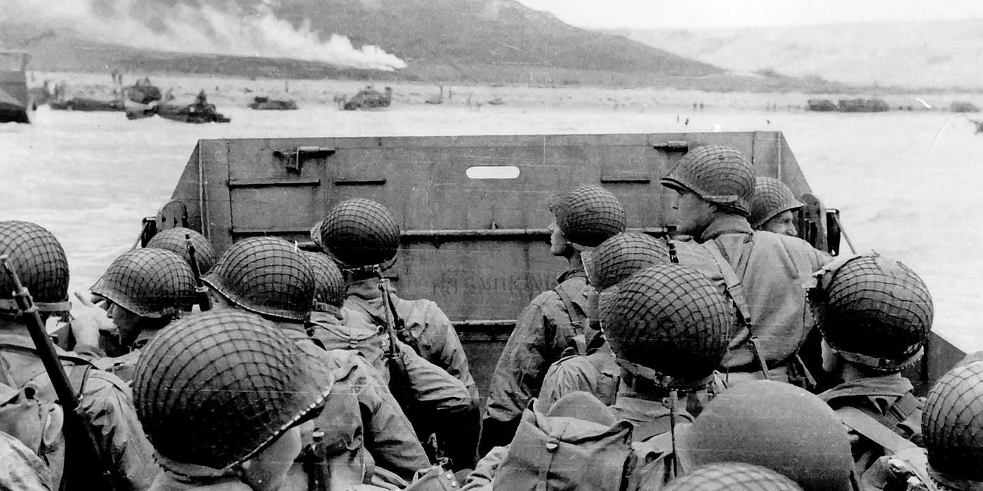 D-Day: Today marks the 72nd anniversary of the invasion of Normandy